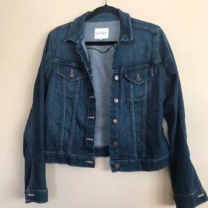Jessica Simpson Jean jacket